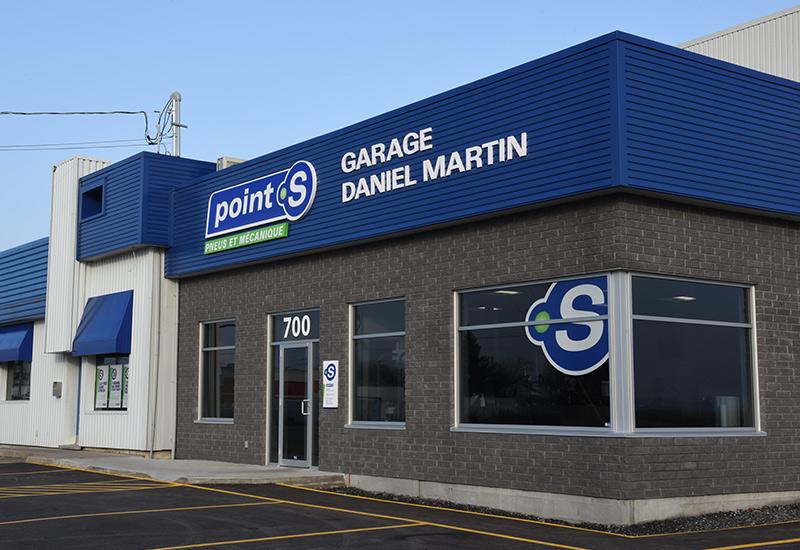 Garage DM, le garage le plus complet de la Montérégie