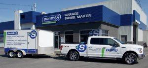 camion mobile air climatisé